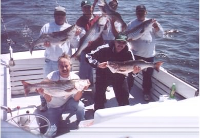 Another great day of fishing on the Chesapeake Bay!! Sawyer Chesapeake Bay Fishing Charters From Maryland's Eastern Shore!