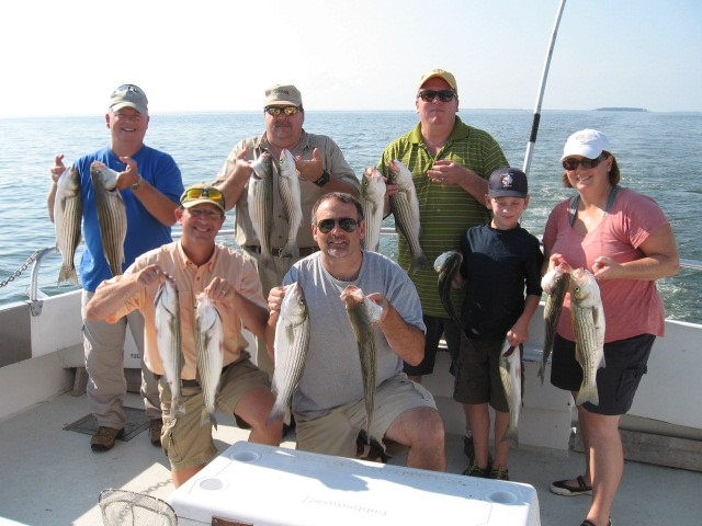 Chesapeake bay fishing pictures maryland fishing pictures for Chesapeake bay striper fishing