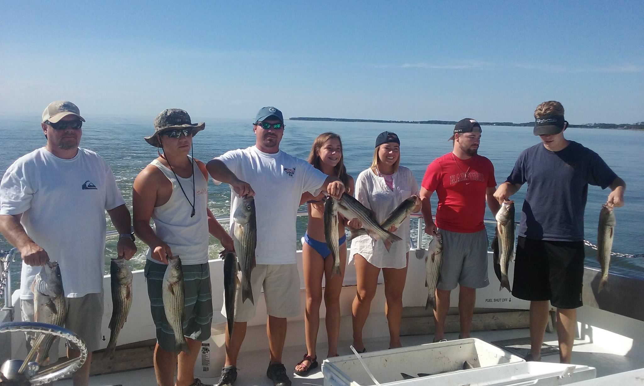 Chesapeake bay fishing report maryland fishing report for for Chesapeake fishing report
