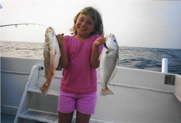 Fishing for Croakers on Maryland's Chesapeake Bay